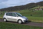 "Essai Renault Scénic 1.9 dCi ""Mer du Nord"" - 115cv"