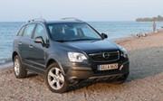 Essai Opel Antara : retour stylé chez les 4x4