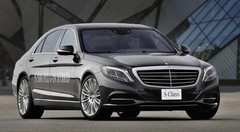 Mercedes S 500 Plug-in Hybrid : les tarifs