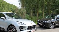 Essai BMW X4 vs Porsche Macan : Format de poche