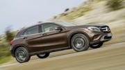 La nouvelle Mercedes GLA 180 CDI à partir de 30900 €
