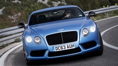 "Essai Bentley Continental GT V8 S : Un grand ""8"""