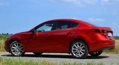 Essai Mazda 3 4 portes