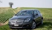 Essai Opel Insignia Country Tourer : La chic aventurière