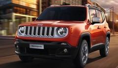 Jeep Renegade 2015 à partir de 18 950 euros : la gamme et tous les prix