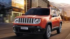 Gamme Jeep Renegade : l'embarras du choix