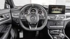 Essai Mercedes CLS63 AMG S, cocon véloce