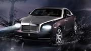 Rolls-Royce Wraith Drophead Coupé : cabriolet confirmé en 2016