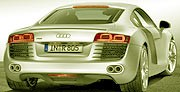 Audi R8, l'anti-ritale ne plaira pas aux italiens
