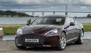 Aston Martin Rapide S et Vanquish, enfin une boîte à la hauteur