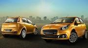 Fiat Punto restylée : voici les premières photos officielles