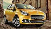 Fiat Punto 2015 : premières photos officielles