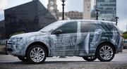Land Rover Discovery Sport (2015) : sept places esquissées