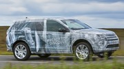 Land Rover Discovery Sport : Camouflage très parlant