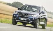 Essai BMW X3 20d BVA X-Line de 190 ch : retour dans la course (2014)