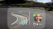 Navdy : l'affichage tête haute compatible smartphone