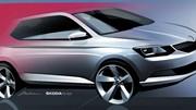 La Skoda Fabia reprend les moteurs de la Volkswagen Polo