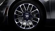 Sixieme et dernière Bugatti Légende, sublime