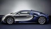 Bugatti Veyron : la version ultime à 2,82 millions d'euros