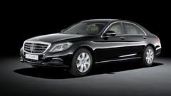 Mercedes S 600 Guard : blindage maximal