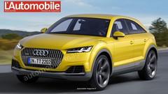 Audi TT Allroad : Le TT tout-terrain