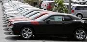 Ventes de voitures aux États-Unis : le meilleur mois depuis 2006