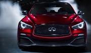 Infiniti: un grand coupé 4 portes sur une plateforme Mercedes pour fleuron?