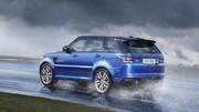 Le Range Rover Sport SVR enfin devoilé!