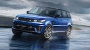 Range Rover Sport SVR 2014 : photos et infos officielles