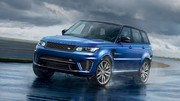 Pebble Beach 2014 : Range Rover Sport SVR