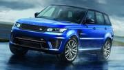Range Rover Sport SVR : brute épaisse