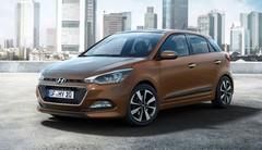 Nouvelle Hyundai i20 : premières photos
