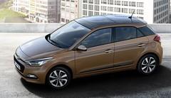 Hyundai i20 2015 : premières photos officielles