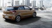 Nouvelle Hyundai i20 (2014) : les premières photos