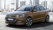 La Hyundai i20 se modernise mais reste sage