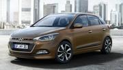 Hyundai i20 : la nouvelle citadine se dévoile