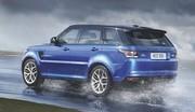 Range Rover Sport SVR : le plus rapide et le plus puissant concours de Pebble Beach 2014