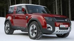 Land Rover : le nouveau Defender presque prêt