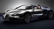 Bugatti Veyron Ettore Bugatti : la dernière des Légendes de Bugatti