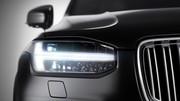 Volvo XC90 2014 : Et la lumière fût
