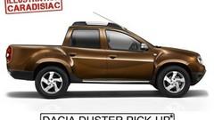 Mondial de Paris 2014 - Le Dacia Duster Pick-Up y serait