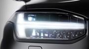 Volvo XC90 : après les moteurs et l'intérieur, l'extérieur se dévoile un peu