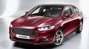 Nouvelle Ford Mondeo : des feux 100 % LED