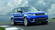 Range Rover Sport SVR : L'armoire filante