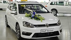 Volkswagen Golf SW break et de 2 millions