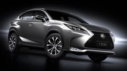 Lexus NX 2014 : le crossover démarre sa production