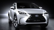 Lexus NX : début de la production