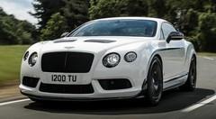 Bentley Continental GT3-R 2015 : 572 ch 252 000 euros et 300 exemplaires pour la bentley de route inspirée par la course