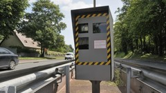Les radars automatiques ont rapporté moins d'argent à l'Etat en 2013