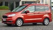 Essai Ford Tourneo Courier : au plus simple